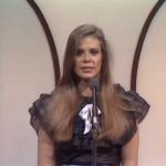 Eurovision 1980 Spain Presenter - Mari Cruz Soriano