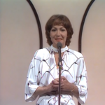 Eurovision 1980 Belgium Presenter - Arlette Vincent
