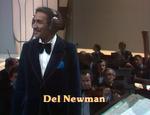 Eurovision 1980 Italy Conductor - Del Newman