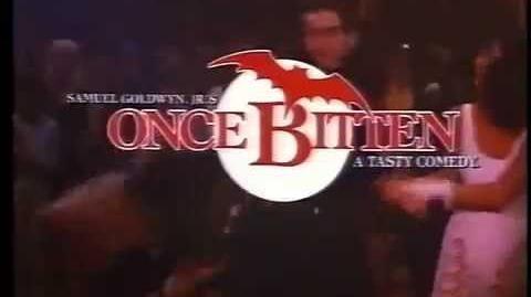 Once Bitten (1985) (VHS Trailer)