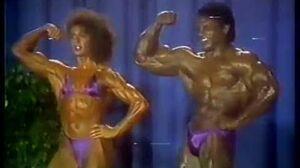 1985_Mixed_Pair_Bodybuilding