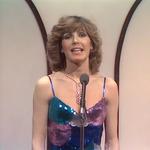 Eurovision 1980 France Presenter - Évelyne Dhéliat
