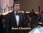 Eurovision 1980 Morocco Conductor - Jean Claudric