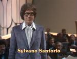 Eurovision 1980 France Conductor - Sylvano Santorio