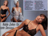 Womens' underwear 1989
