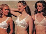Womens' underwear 1981