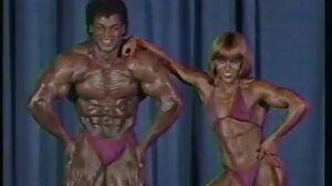 1986_Mixed_Pairs_World_Bodybuilding_Championships