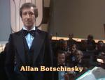 Eurovision 1980 Denmark Conductor - Allan Botschinsky