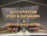 Dutch Rhythm Steel and Show Band with The Lee Jackson Dancers
