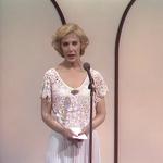 Eurovision 1980 Greece Presenter - Kelly Sakakou