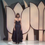 Eurovision 1980 Netherlands Presenter - Marlous Fluitsma
