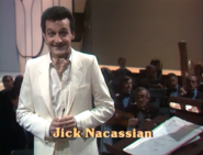 Eurovision 1980 Greece Conductor - Jick Nacassian