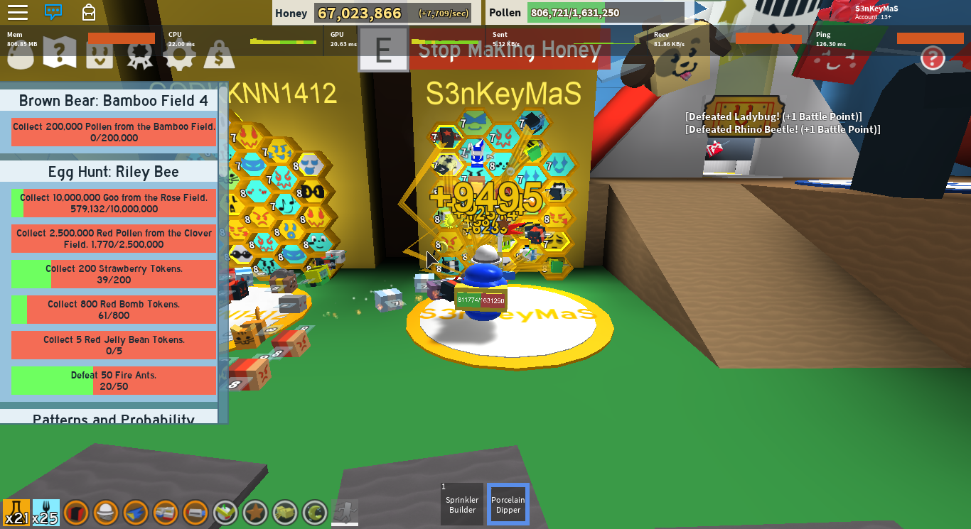 ROBLOX BEE SWARM SIMULATOR CODES WIKI 2019 - NEW* CODE, FREE