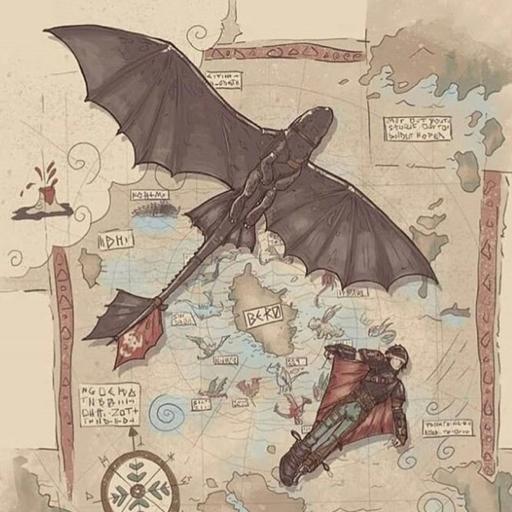 Como entrenar a tu dragon hector's avatar