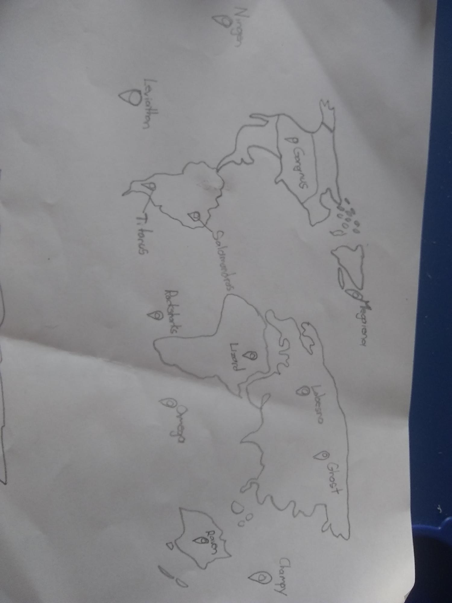 Aquí está el mapa oficial de todos los MGNI