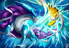 suicune vs verizeon