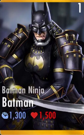 Discuss Everything About Injustice Mobile Wiki Fandom
