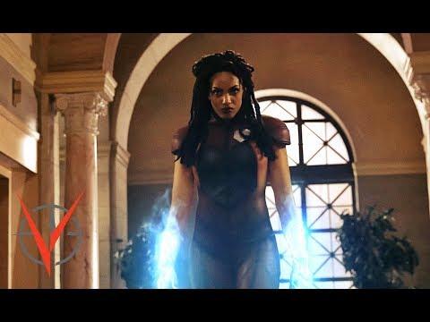Ciera Foster Livewire Scenes Ninjak Versus The Valiant Universe