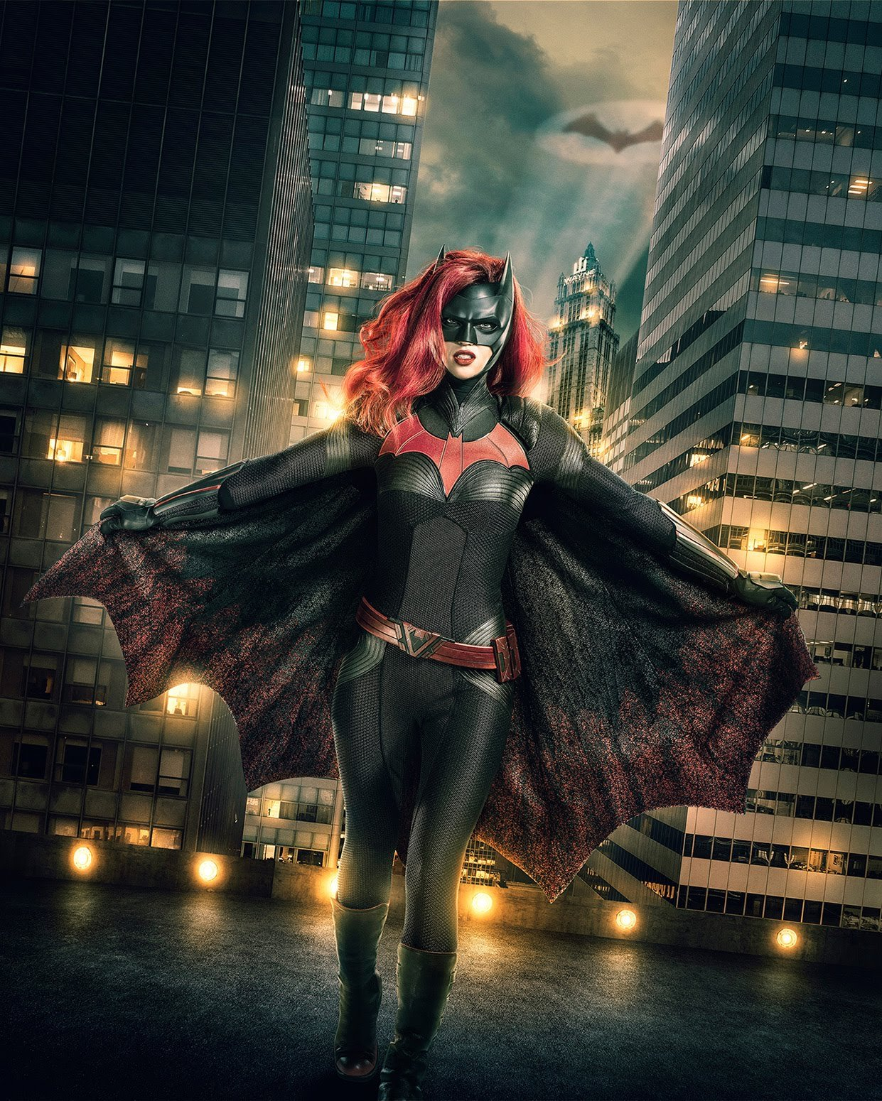 Ruby Rose Looks Perfect as Batwoman