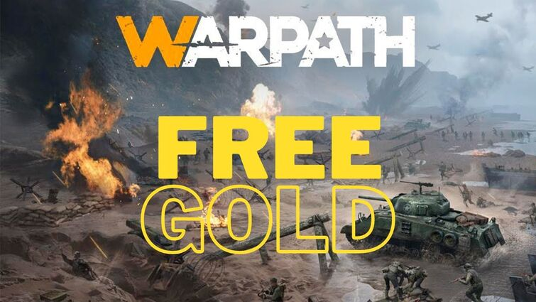 Warpath hack Free Gold Android/IOS 2021