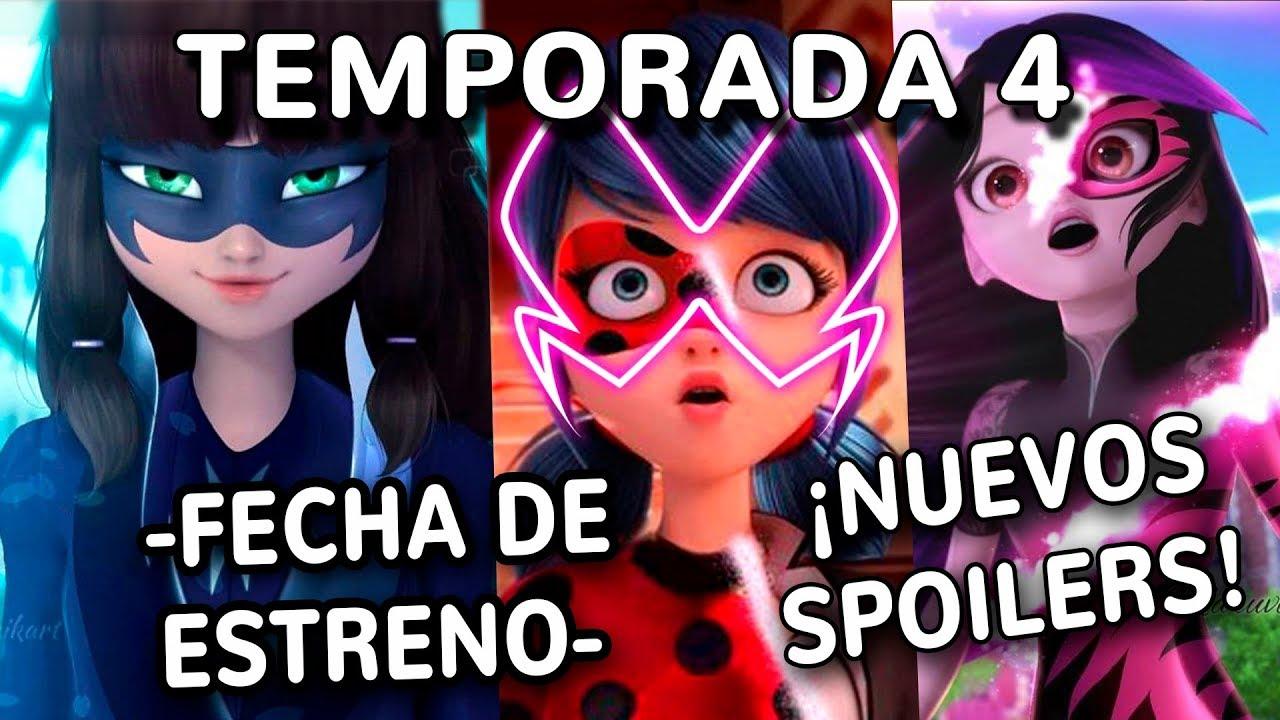 ¡ESTRENO 4TA TEMPORADA, NUEVO OPENING Y MÁS! | Miraculous Ladybug