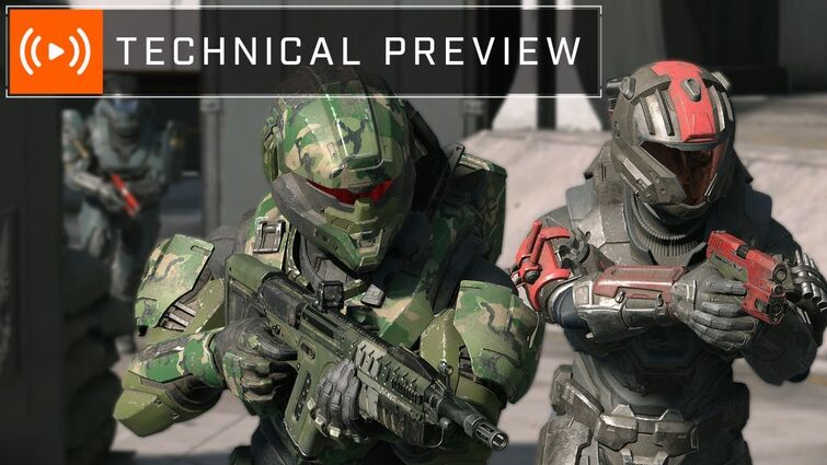 Technical Preview | Halo Infinite
