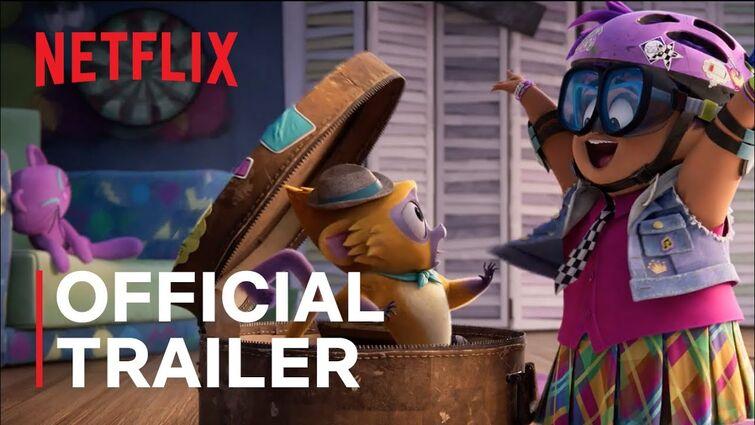 Vivo   Official Trailer   Netflix