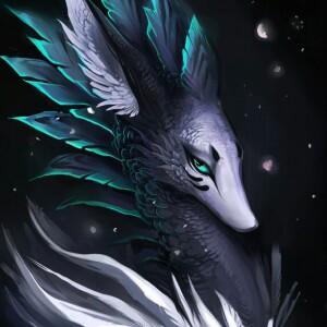 The roblox dragon girl's avatar
