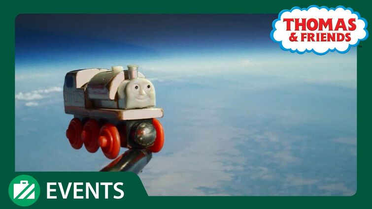 Stanley In Space | Thomas & Friends