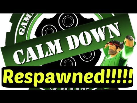 Calm Down Respawned!! New Update coming soon!