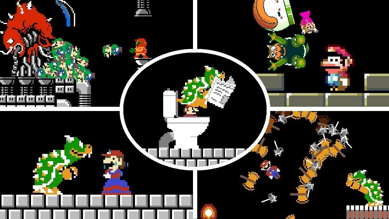 Level UP: Funniest Mario videos ALL EPISODES (Season 2)