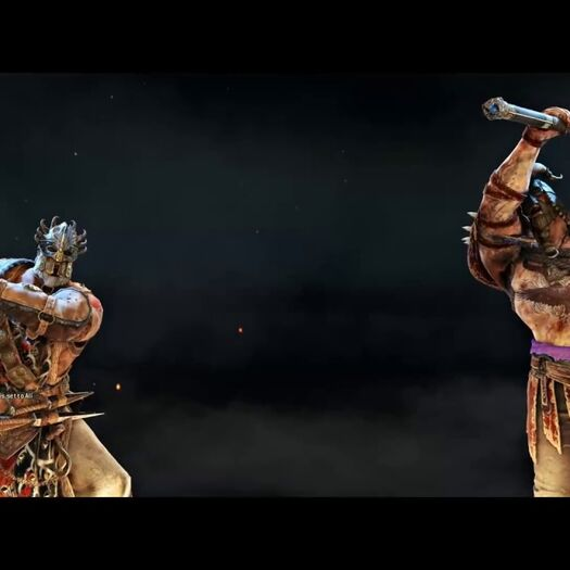 """#ForHonor """"That better be a thumbnail"""""""
