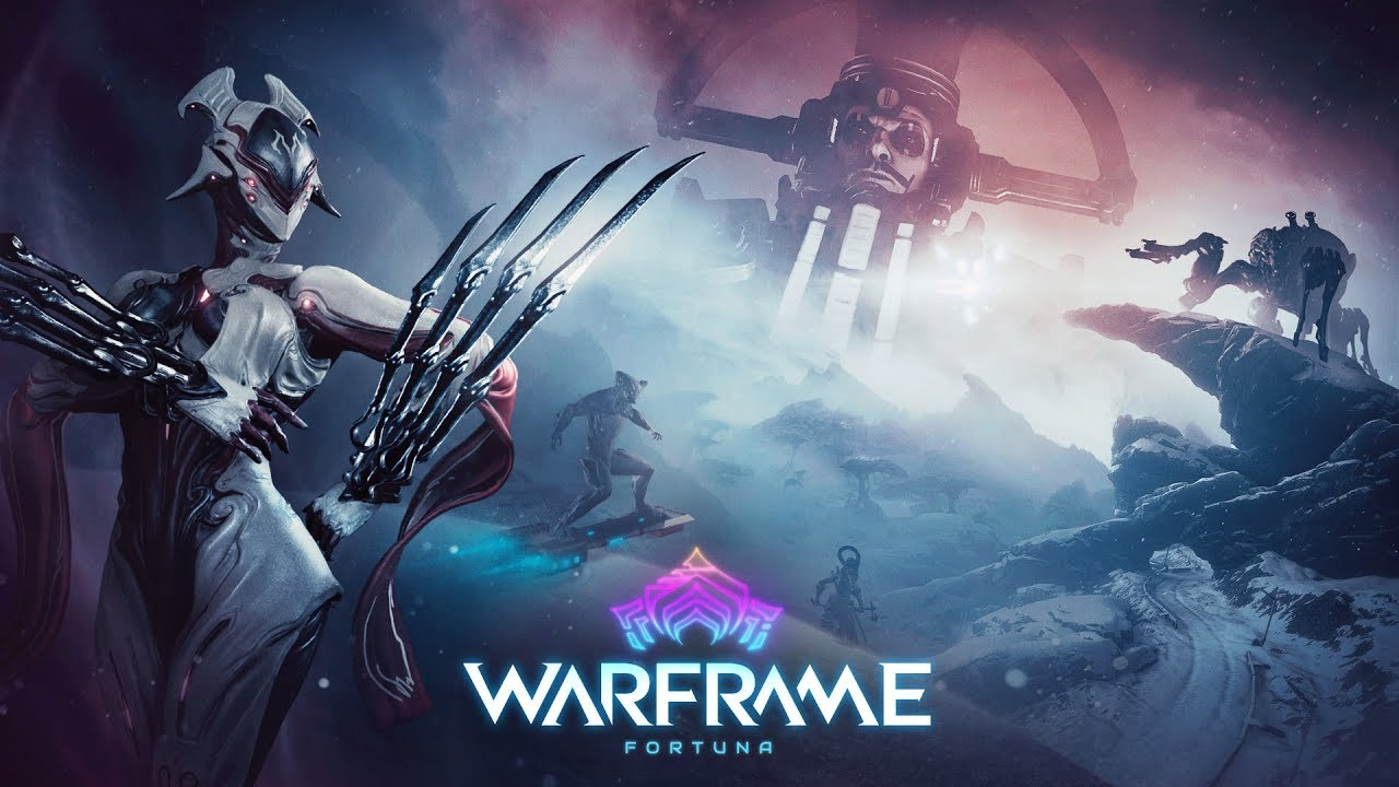 Warframe | Fortuna Official Update Trailer - Coming This Week #LiftTogether