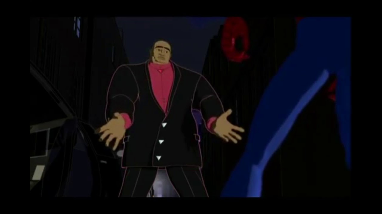 Spider-Man The New Animated Series - Spidey VS Kingpin Part 1
