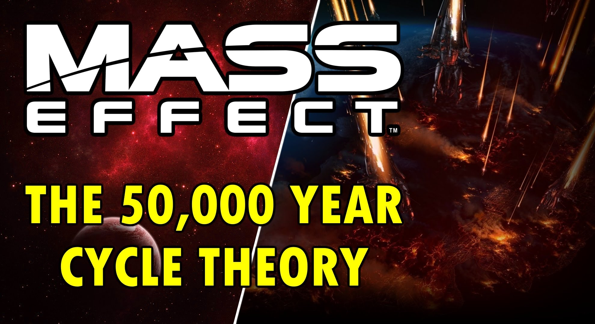 Mass Effect Andromeda - The 50,000 Year Cycle Theory
