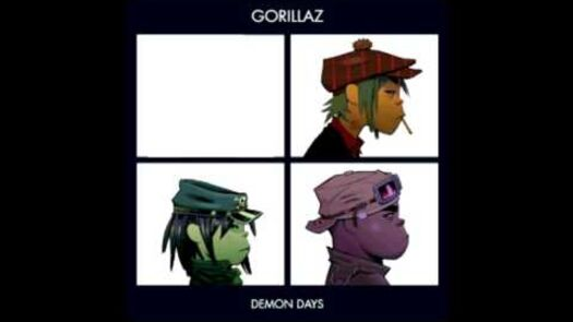 Gorillaz - Feel Good Inc. ( no bass )