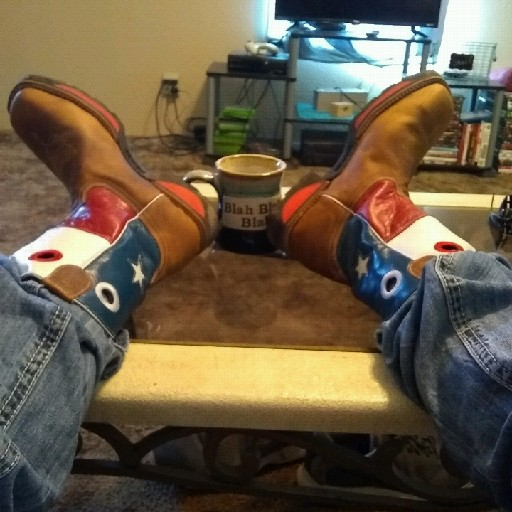 Ronnie Tanner Legss's avatar