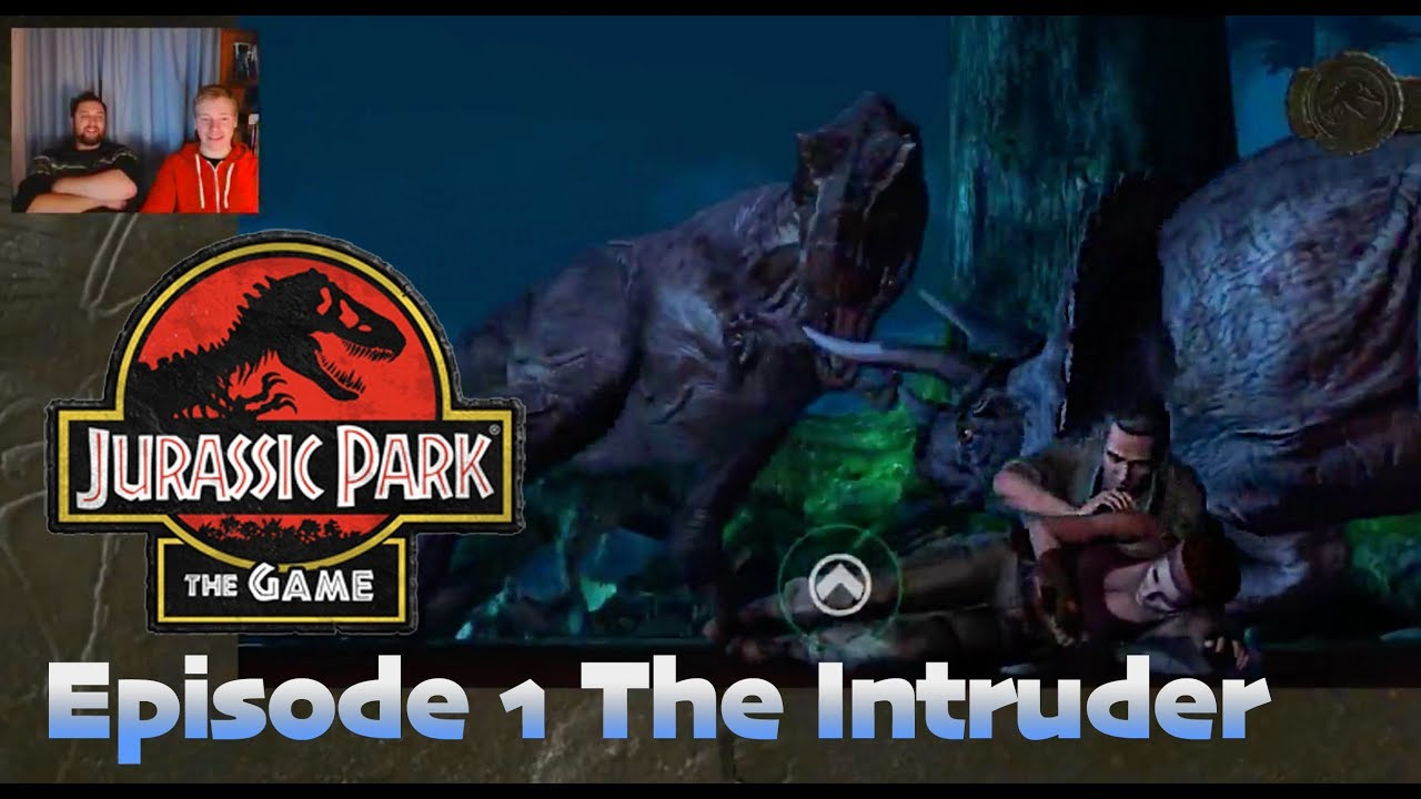 Jurassic Park: The Game - Episode 1: The Intruder