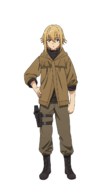 Theoto Rikka Anime