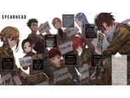 Spearhead Squadron