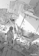 Light Novel Volume 10 I-IV Illustration 3
