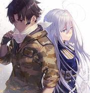 Shin and Lena