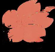 Kirschblüte emblem