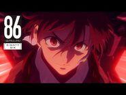 TVアニメ「86―エイティシックス―」第2クールオープニング映像/amazarashi「境界線」