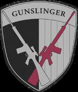 Gunslinger emblem