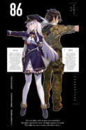Volume 1 Character Introduction 1 (English)