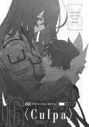 Light Novel Volume 10 Culpa