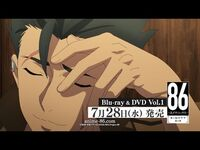 TVアニメ「86―エイティシックス―」Blu-ray&DVD発売決定CM