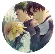 Shin, Raiden, and Theo