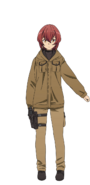 Kurena Kukumila Anime
